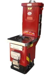 气化采暖炉高烟箱